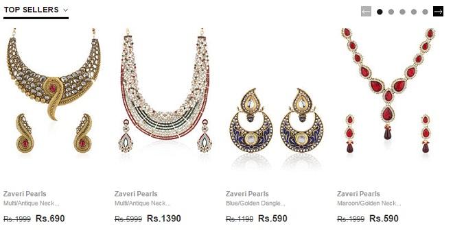 Jabong Jewellery
