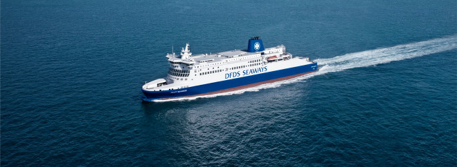 More about DFDS Seaways