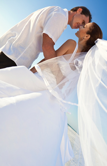 Apple Vacations wedding