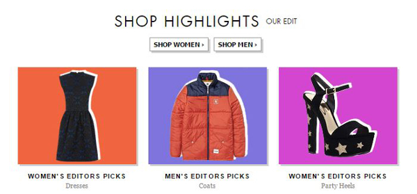 ASOS Fashion Highlights