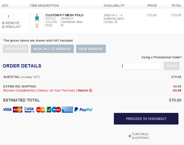 Ralph Lauren Discount Codes   Promo Codes → February 2019 fcdc8db78f0