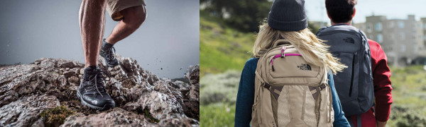 The North Face products
