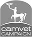 Camvet campaign charity logo