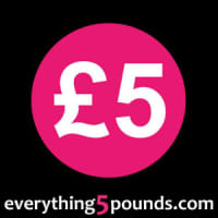 Everything 5 Pounds Promo Codes & Discount Codes → August 2019